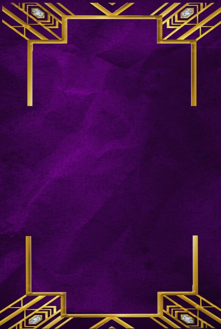 Purple and gold | Purple and gold wallpaper, Gold