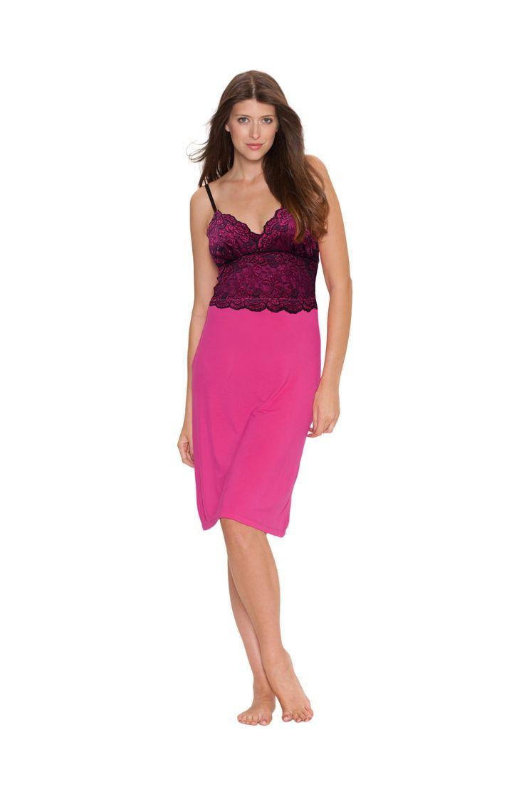 #chemise #sexy #christmas #pink #lingerie #ophelia king #sleepwear