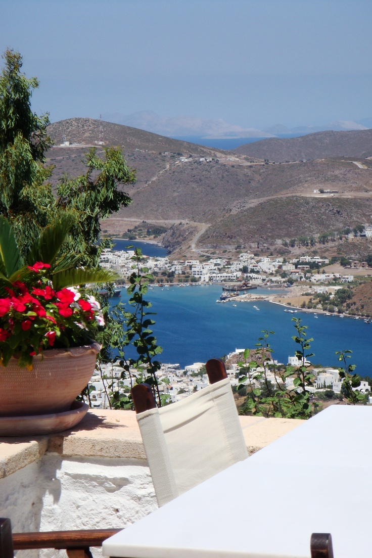 Loza, Patmos, Greece