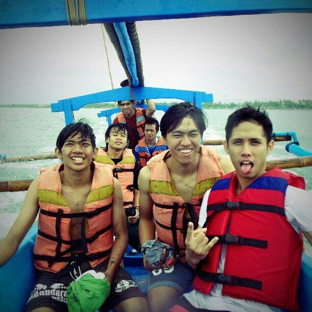 Hell yeah! Motor boat