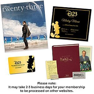 D23 Gold Membership | Disney Store Become a D23 Gold Member today. NOTE: If you would like to give this membership as a gift, please order the D23 Gold Gift Membership.