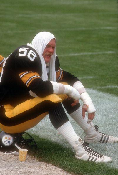 Jack Lambert, Pittsburgh Steelers