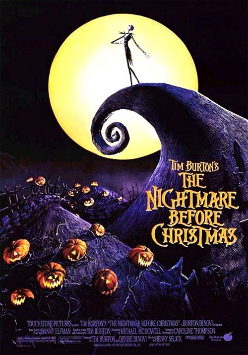 The Nightmare Before Christmas | Films / Movies | Pinterest