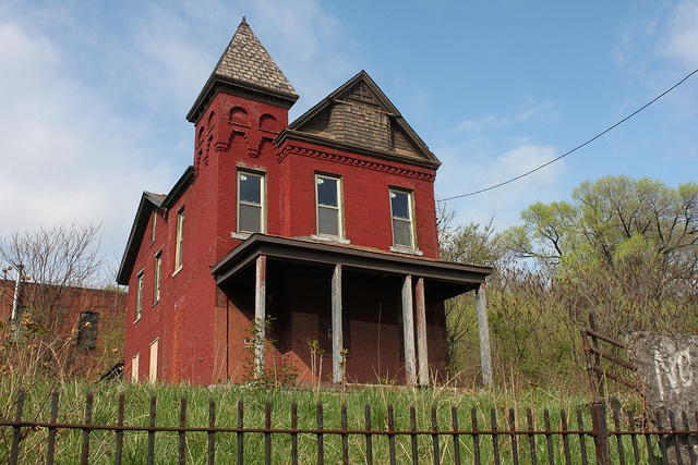 Abandoned House by joseph a, via Flickr