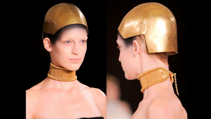 The Spring 2014 Hair Trend Report: Headpieces