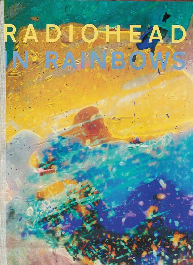 Radiohead  In Rainbows Art