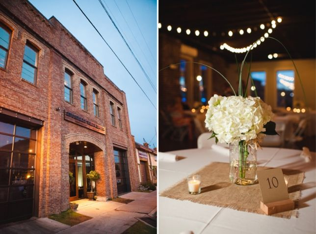 Avondale Brewery Reception Birmingham Alabama by Rebecca Long Photography