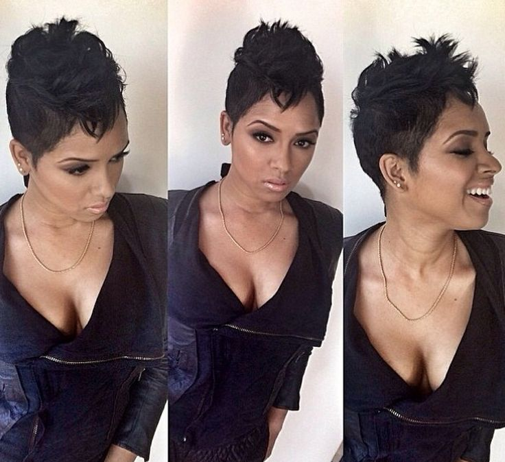 {Grow Lust Worthy Hair FASTER Naturally}>>> www.HairTriggerr.com <<<      That's a Hot Pixie!
