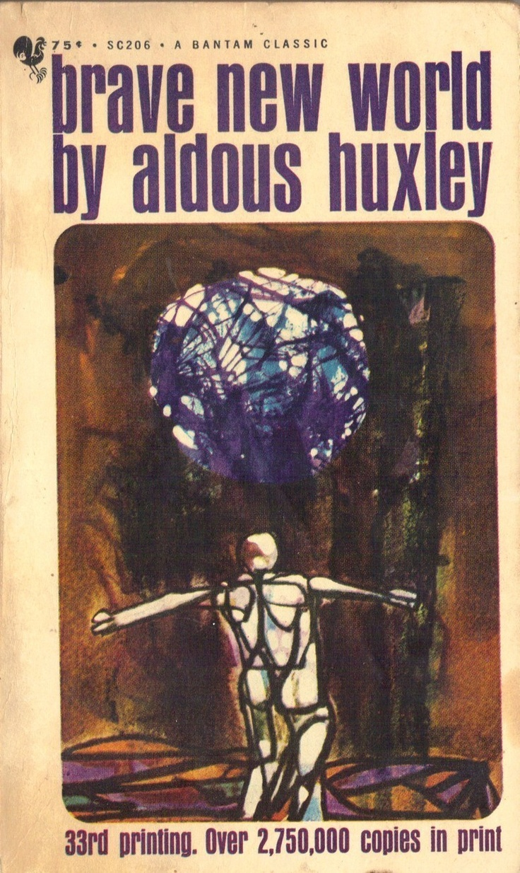a review of aldoux huxleys distopian novel brave new world Brave new world, by aldous huxley essay - in aldous huxley's brave new world, a haunting warning of a possible future for the world is presented to readers the novel's world is composed of dystopian strata plagued by a dependence on drugs, technology, and a well-defined social class system.