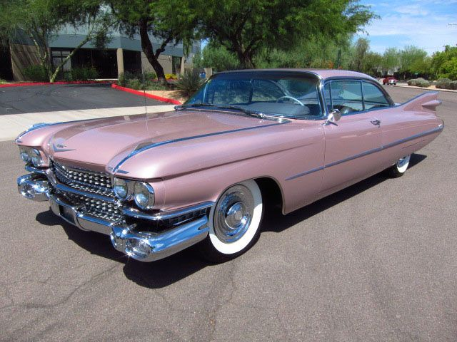 1959 Cadillac DeVille Coupe. One day you'll be mine