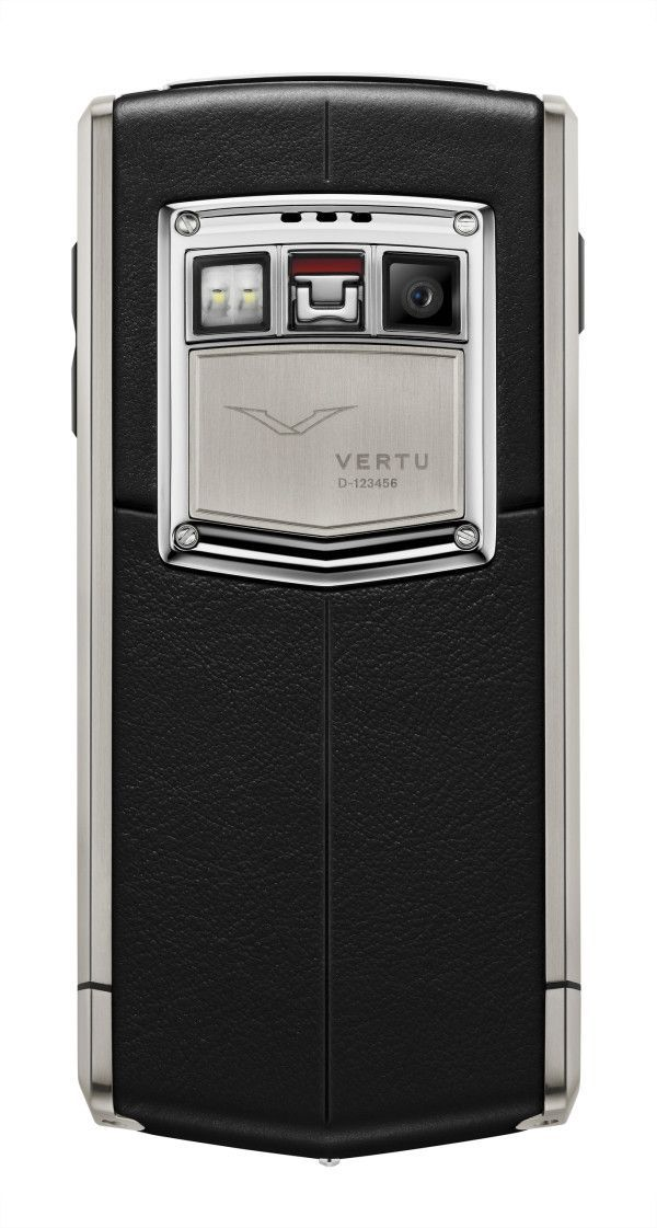 Luxury phone manufacturer Vertu has once again designed a phone that is truly out of this world. The Verti Tiis unlike anything we've ever seen before.