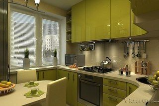 дизайн кухни 6 кв м - Пошук Google
