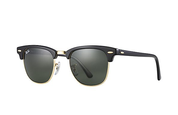 Ray-Ban RB3016 W0365  49-21 Clubmaster Classic  Sunglasses | Ray-Ban UK