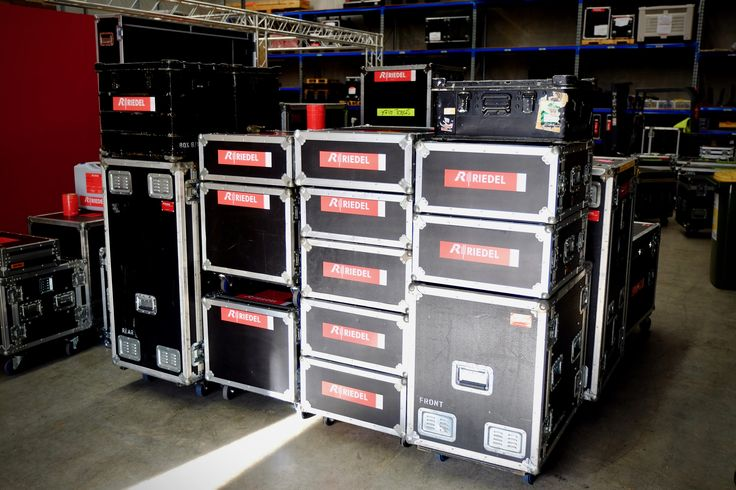 The Hillsong Conference 2017 in Sydney with over 22,000 attendees was a great success! 55 Bolero Beltpacks, 40 MediorNet nodes, around 1000 Gbps of MediorNet routing capacity and 250 comms ports used during the event. #RIEDEL