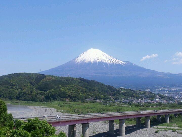 富士川SA (下り) - Fuji, 静岡県