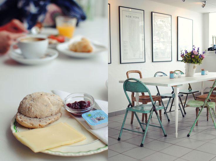 Guide to Copenhagen: Café Parterre