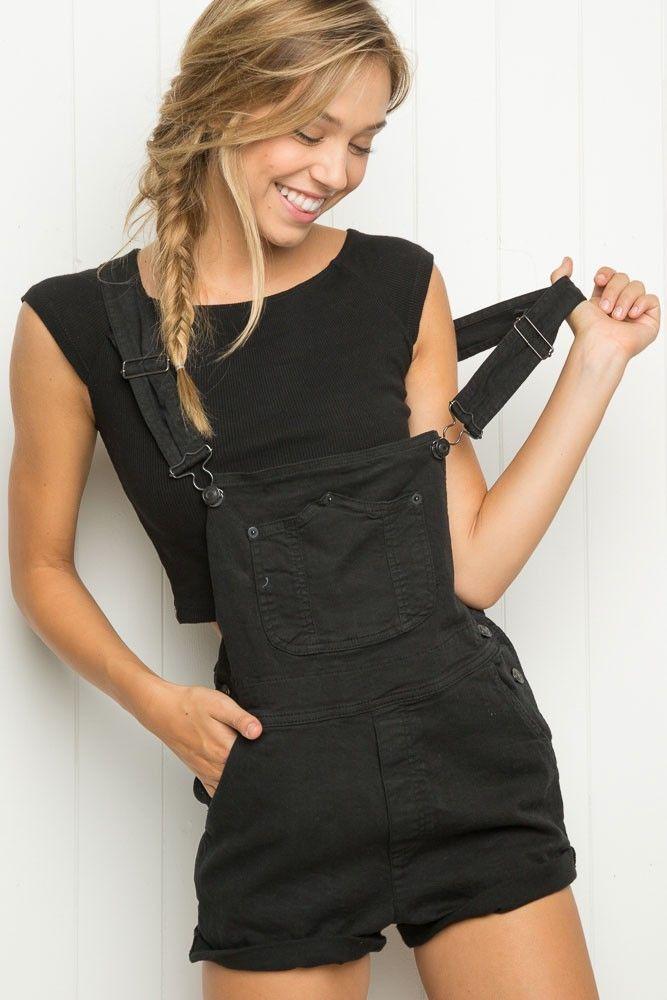 Brandy ♥ Melville | Alia Overalls - Clothing
