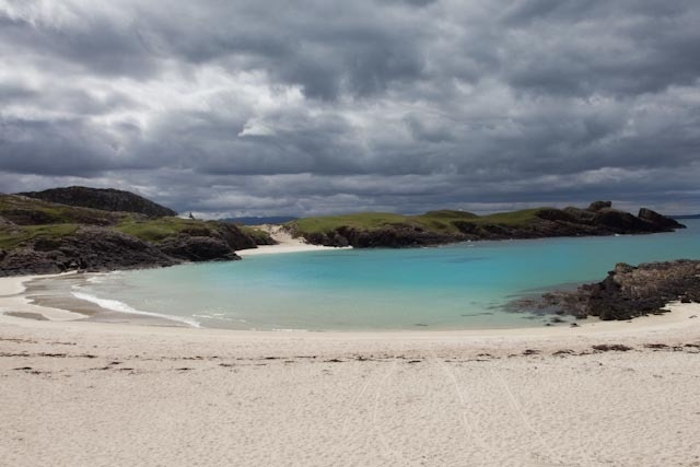 This is my favourite place. Everytime I visit I feel like all is good and right with the world.   Clachtoll Beach, Scotland by Derek Beattie