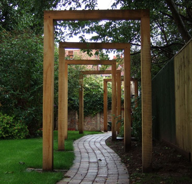 OXFORD OAK - Outdoor furniture and Pegolas