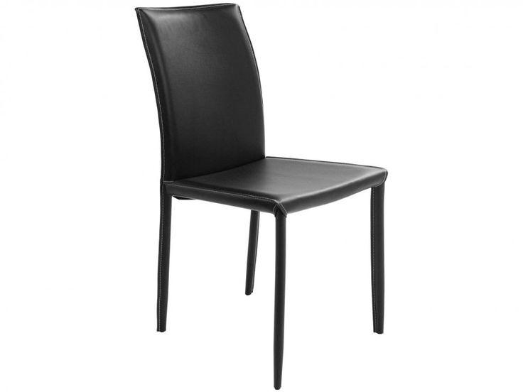 Krzesło Milano III czarne — Krzesła — KARE® Design