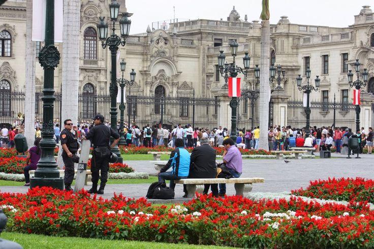 Cambio de Guardia - Lima