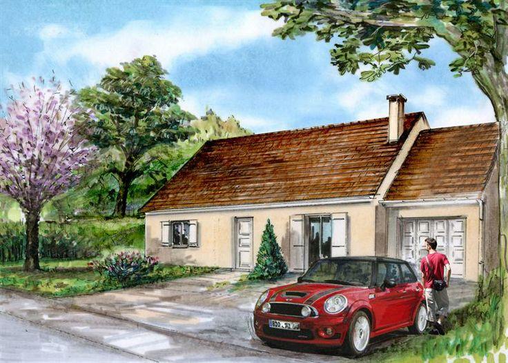 Maison San Francisco #plan #maison #diogo  http://www.diogo.fr/annonces-immobilieres/annonce/2/maison-4-piegraveces/