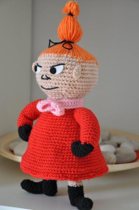 Little My  PDF crochet pattern by Fjukten on Etsy, $5.20