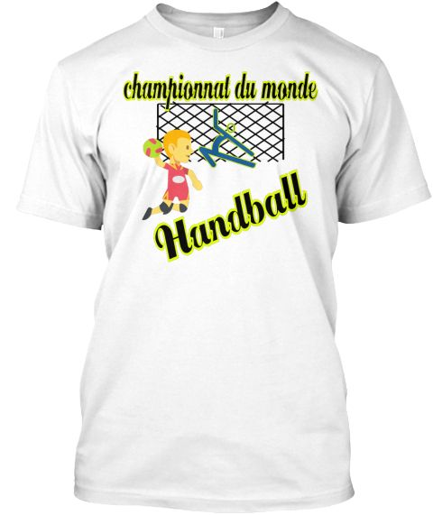 T-shirt-Handball série-2-Championnat du Monde. manches courtes.https://teespring.com/fr/stores/t-shirt-tic-tac?page=2