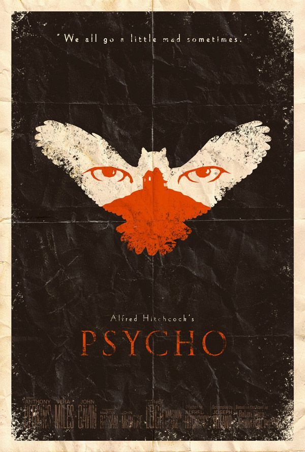 Low budget B-movies, exploitation films and slasher movies from the 50s, 60s & 70s have an iconic style that if often replicated by designers to pay tribute to this generation of cult film. Low quality print effects, dirt & grunge, hand brushed typography and plenty of blood splatters are all common features of this art …