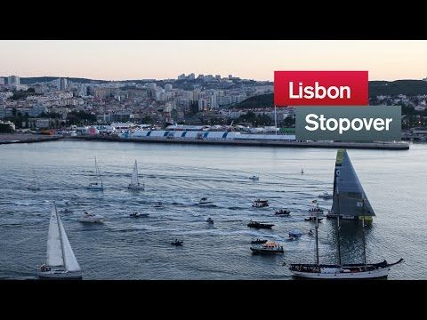 The Tejo decides again | Volvo Ocean Race 2014-15 Light winds and tight knit racing meant an amazingly close finish in Lisbon, as Leg 7 of the Volvo Ocean Race came to a close. #Portugal