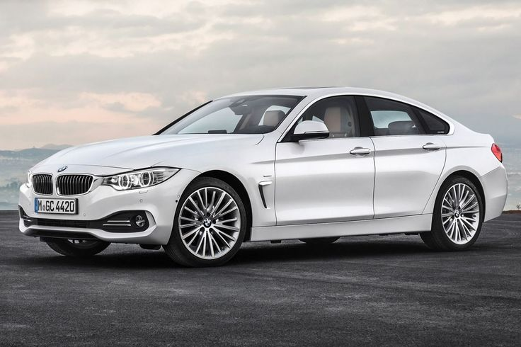 2016 BMW 425i Gran Coupe