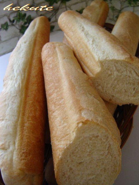 0155. francouzská bageta od EVA. - recept pro domácí pekárnu