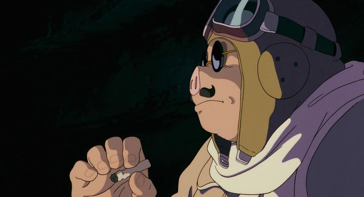 Celebrate The 75th Birthday Of Hayao Miyazaki With These: Porco Rosso (1992) Images On Pinterest