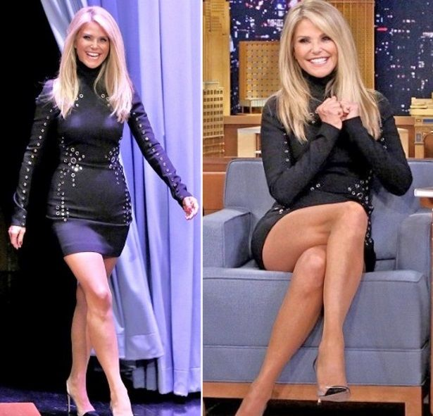Christie Brinkley's Legs At 61 Are Incredible: Vegan Diet And Yoga Are Her Beauty Secrets