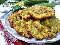 Polpette di zucchine al forno, ricetta sfiziosa che piace ai bambini.