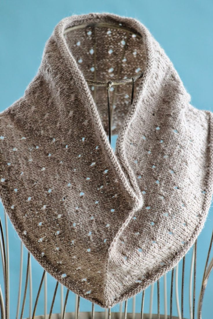 15 Must-see Knit Cowl Patterns Pins Knit cowl, Knitting patterns free and K...