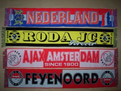football scarf design