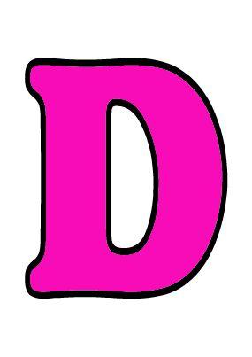 Letra d may scula imagen animada letra d min scula - Letras para dibujar ...
