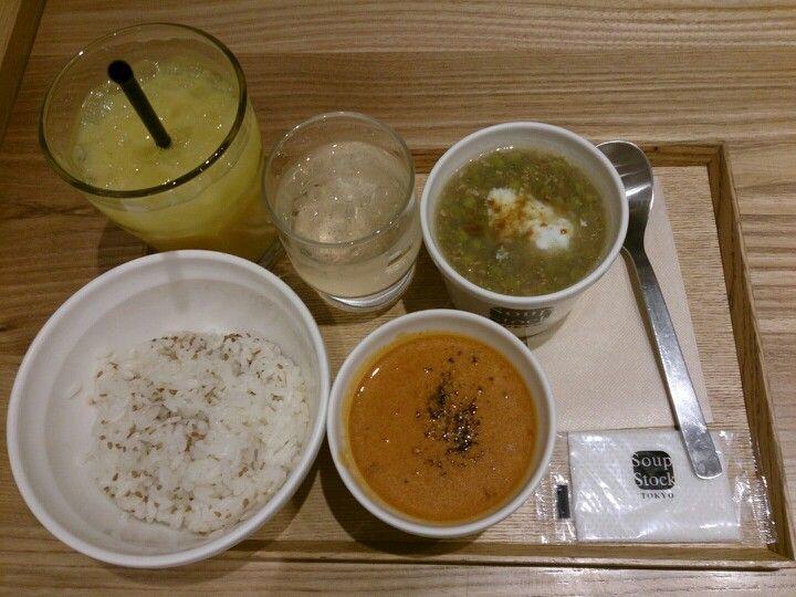 Soup Stock, Tokyo