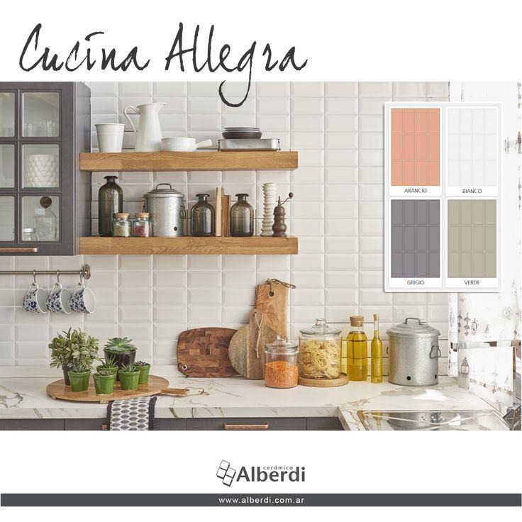 Cucina Allegra, Nos encanta!! Te invitamos a ver mas información en http://www.alberdi.com.ar/producto.php?id=217 y en los distribuidores de todo el país!!