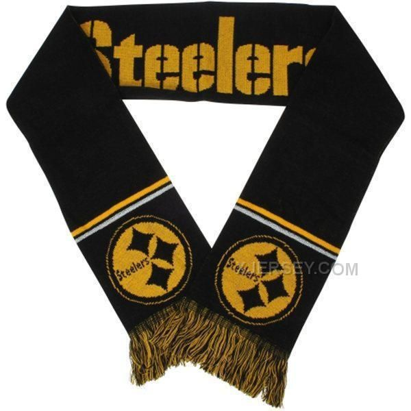 http://www.xjersey.com/steelers-black-fashion-scarf.html STEELERS BLACK FASHION SCARF Only $28.00 , Free Shipping!