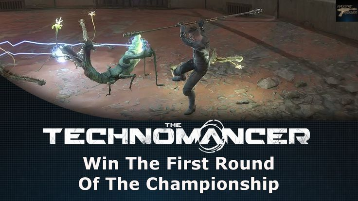 The Technomancer Win The First Round Of The Championship