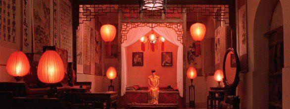 Zhang Yimou | La linterna roja | www.stylefeelfree.com