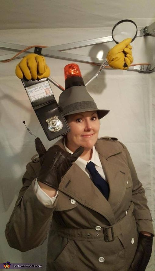 Inspector Gadget Halloween Costume Contest At Costume Workscom In