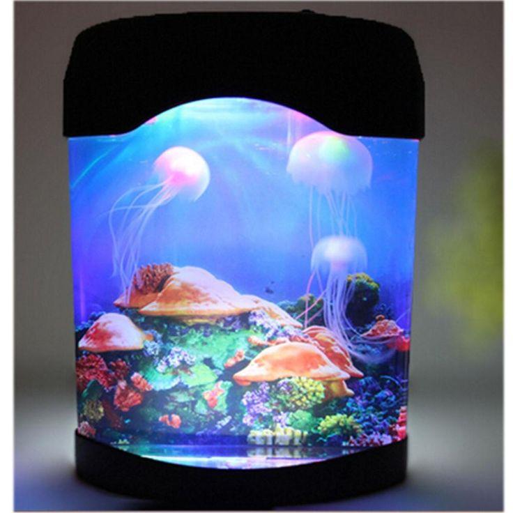 Resultado de imagem para aquario de agua viva