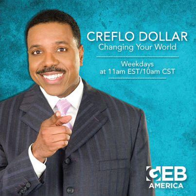 Creflo Dollar megachurch pastor denies attacking daughter - CBS News