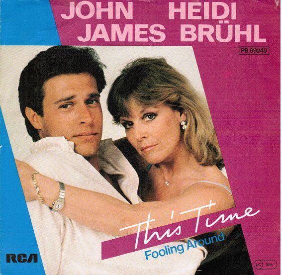 John James-Heidi Brühl-This Time 1984