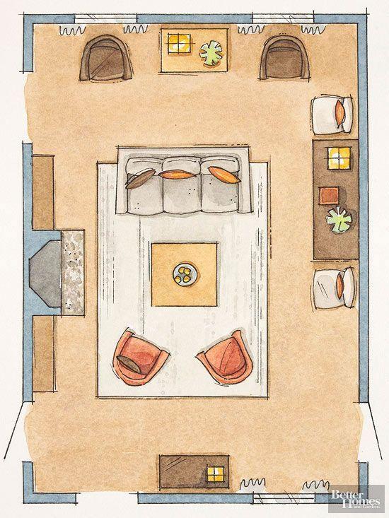 Cómo organizar Muebles