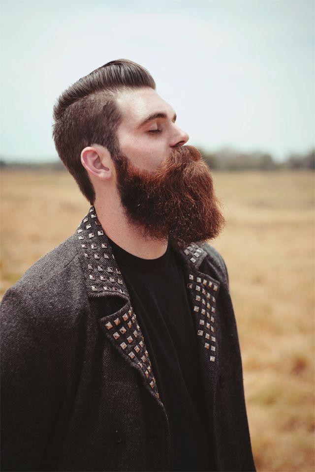 Astounding 1000 Images About A Man A Beard On Pinterest Short Hairstyles Gunalazisus