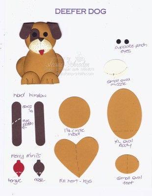 Deefer Dog Punch Art